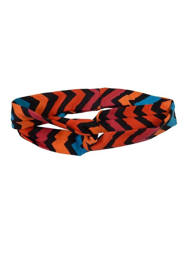 Headband Zigzag