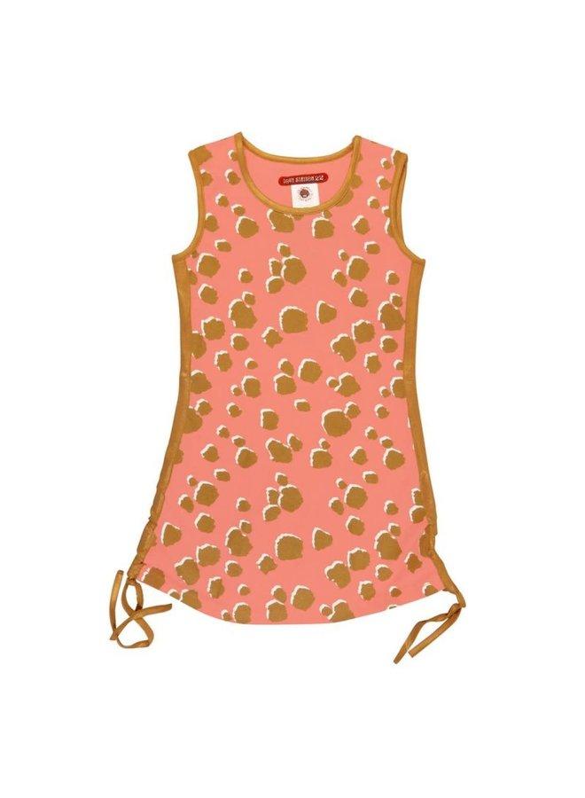 Dress Yinthe - Peach