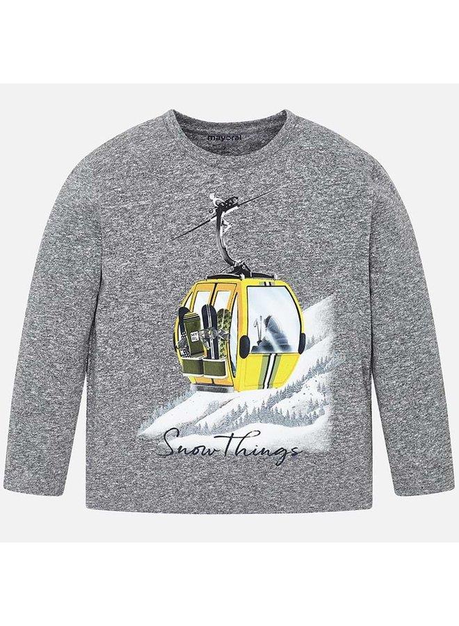 Shirt Snow Things