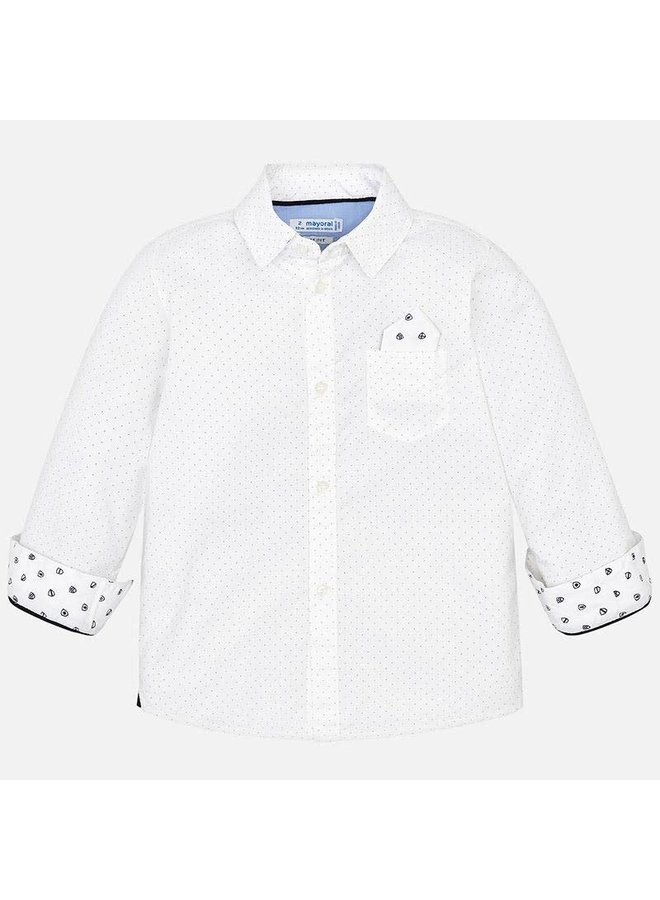 Overhemd White