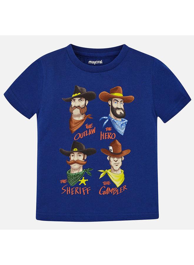 Shirt Outlaw Hero