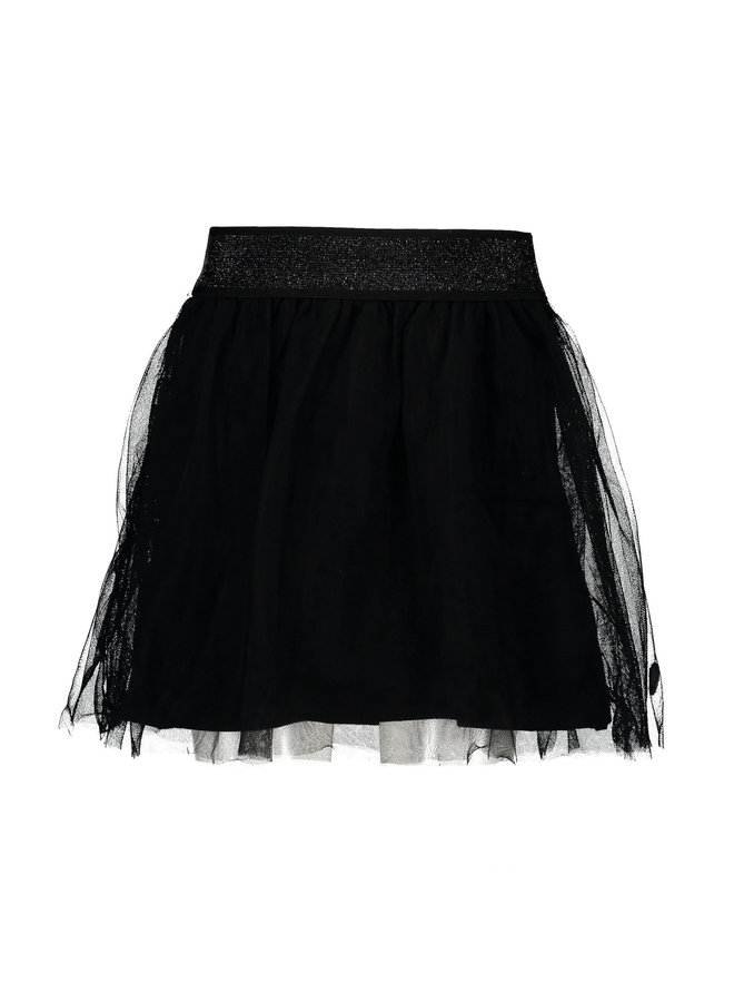 Tulle Skirt Black