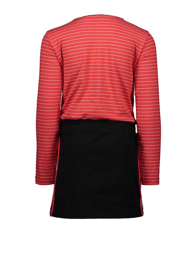 Sporty Dress Red