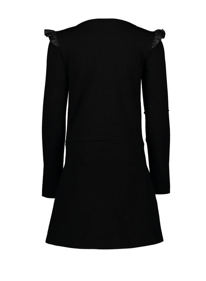 Leatherlook Dress