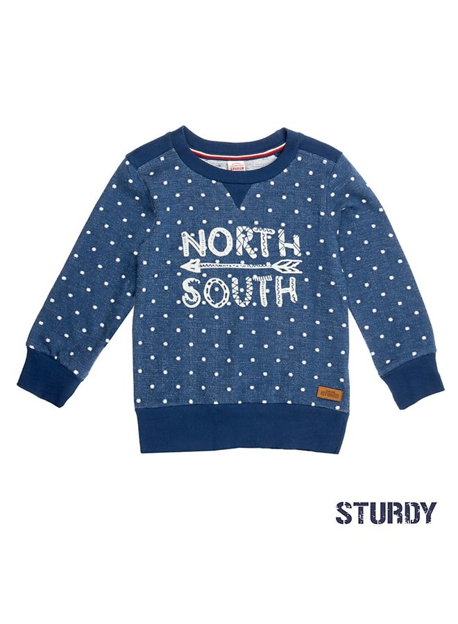 Sweater North South Outsiders