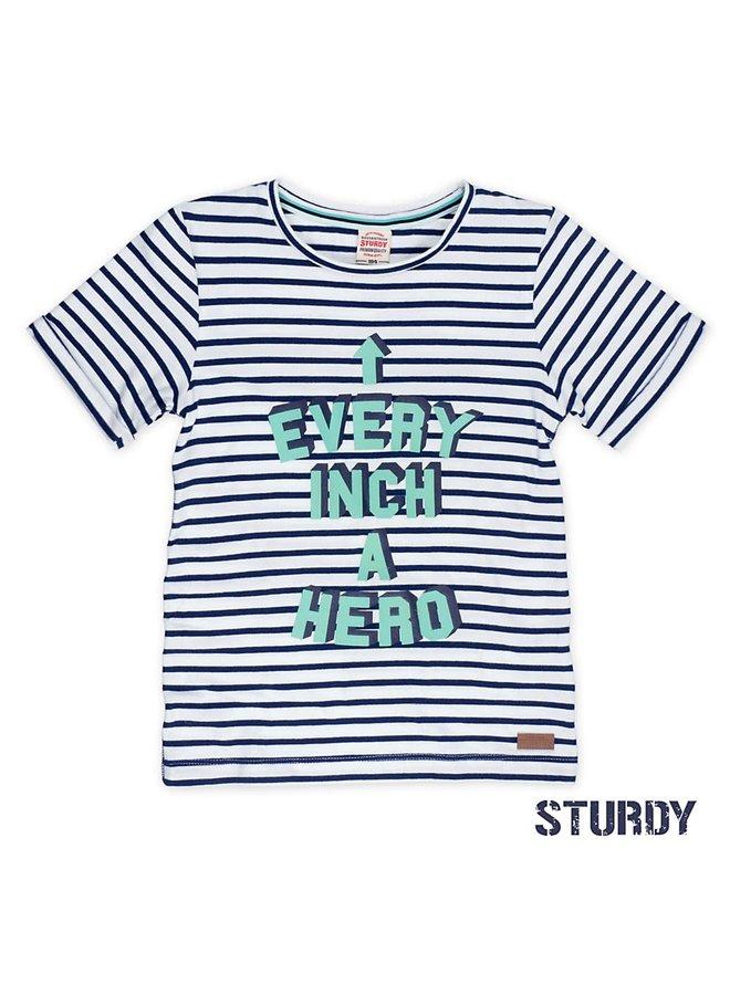 Shirt Every Inch A Hero - Scuba
