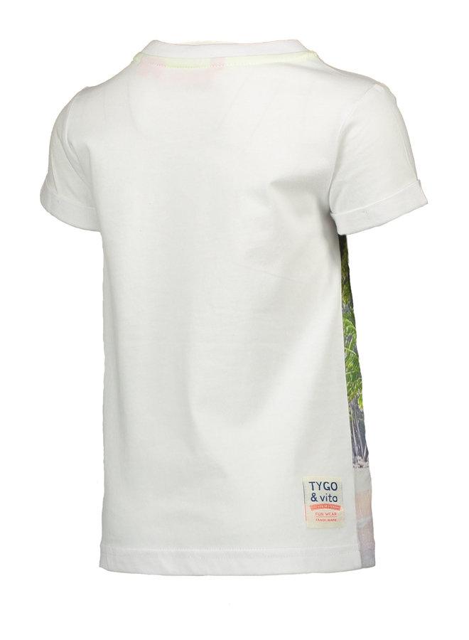 Shirt White Toucan