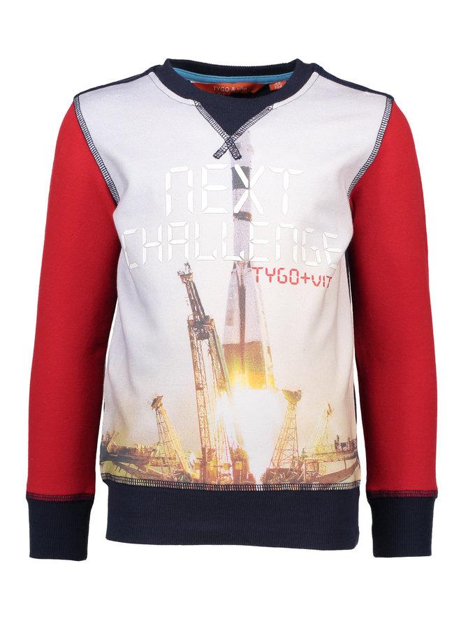 Sweater Next Challenge