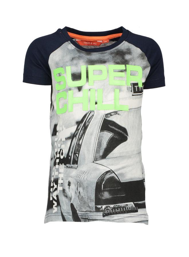 Shirt Photoprint Car