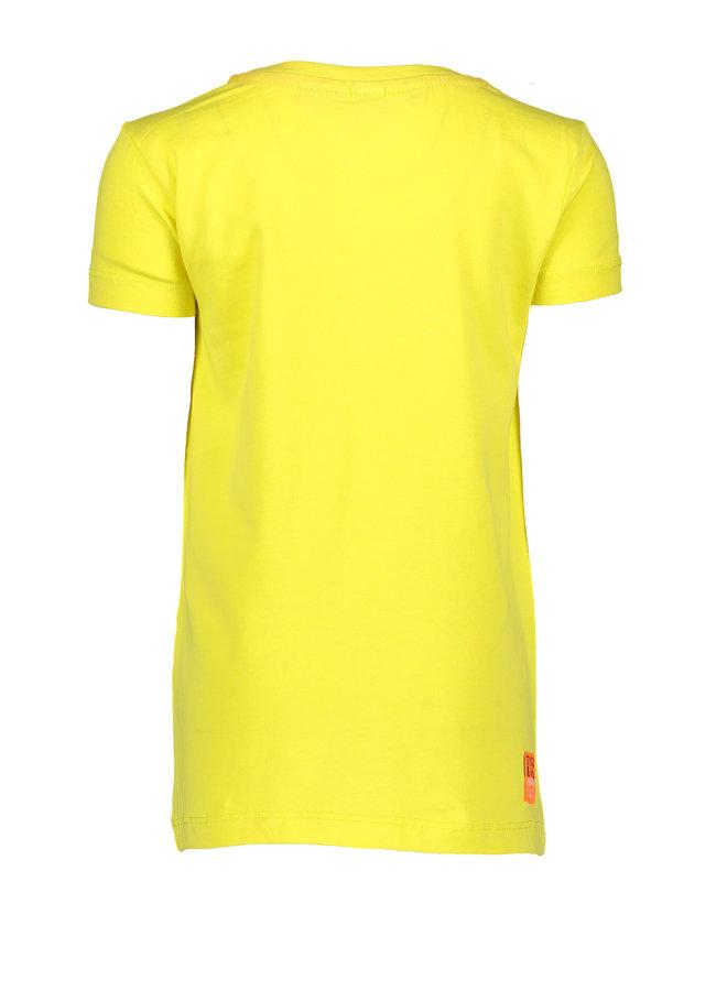 Shirt Sequins - Light Yellow