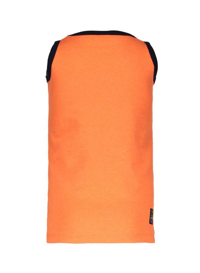 Tanktop Waverider - Shocking Orange