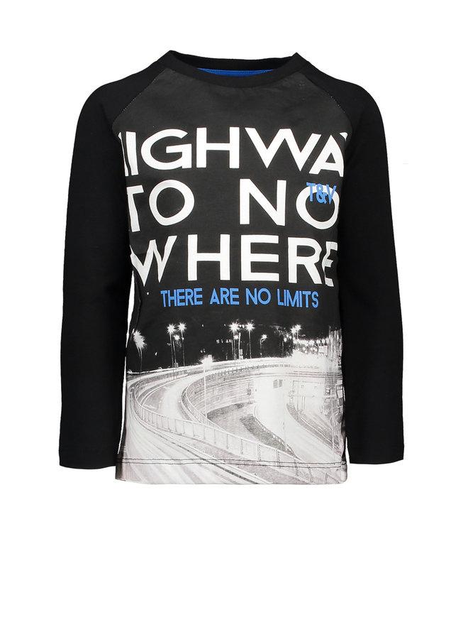 Shirt Highway to Nowhere