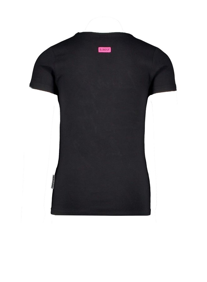 Shirt Embroidery - Black