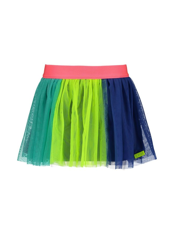 Skirt Color Strokes