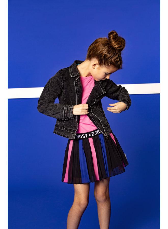 Dress Plissé Skirt - Sugar Plum