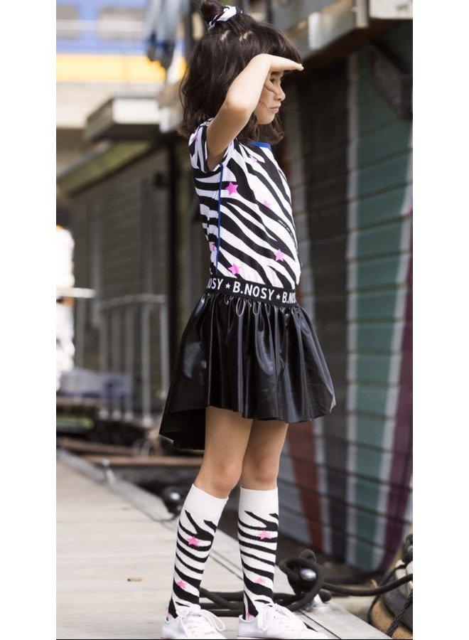 Dress AO Zebra