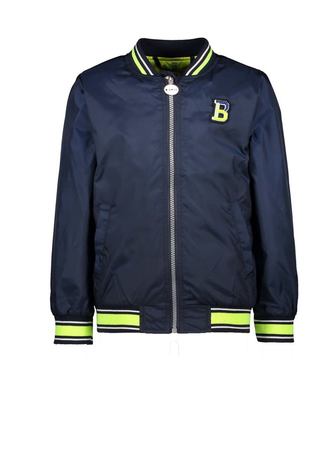 Jacket Oxford Blue