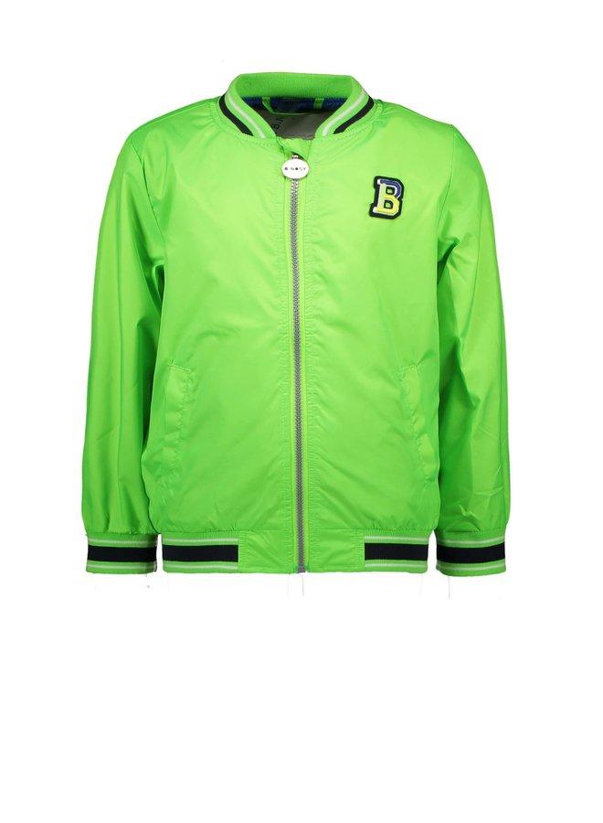 Jacket Gecko Green