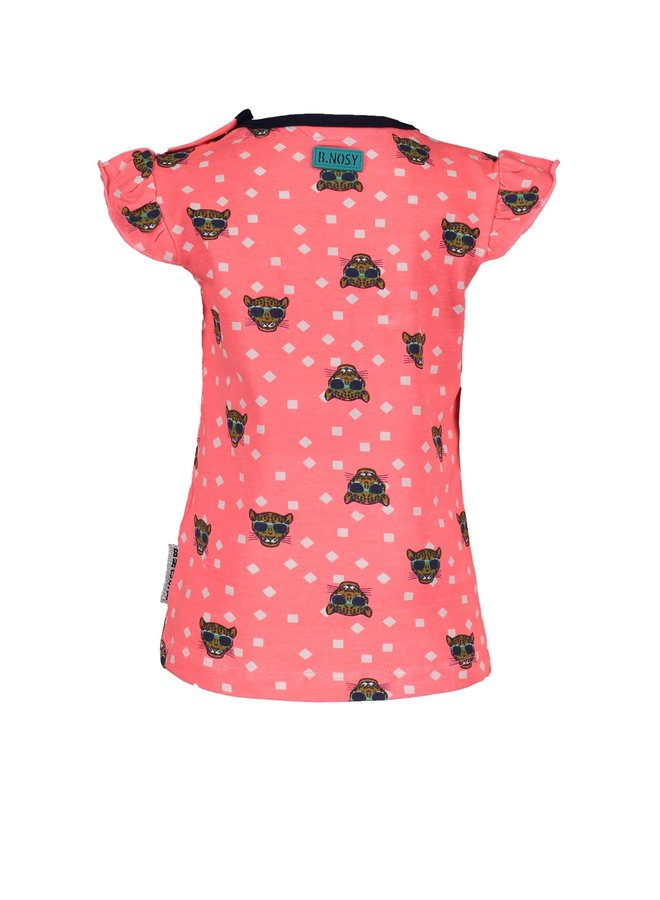 Shirt Tiger Dots