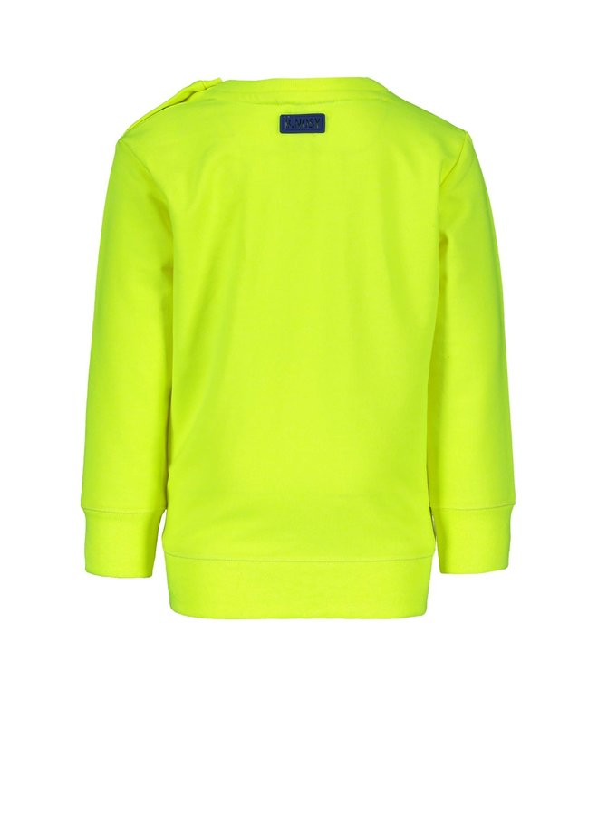 Sweater Safety Yellow