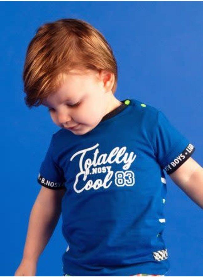 Shirt Cobalt Blue