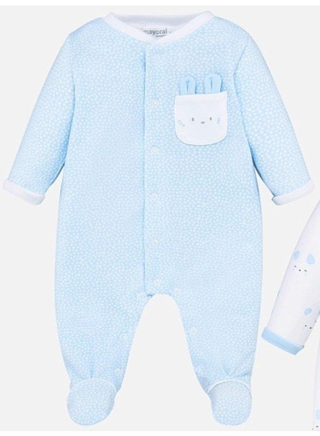 Boxpak Bunny - Blue