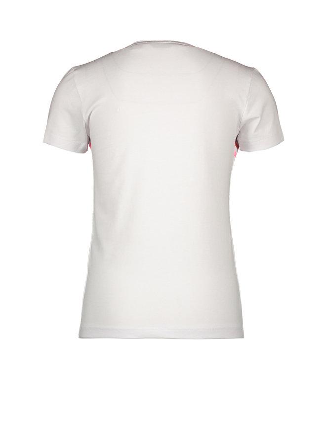 Shirt Chestprint - White
