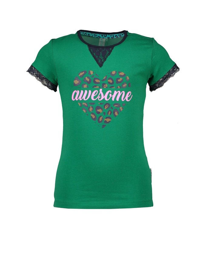 Shirt Awesome - Jade Green