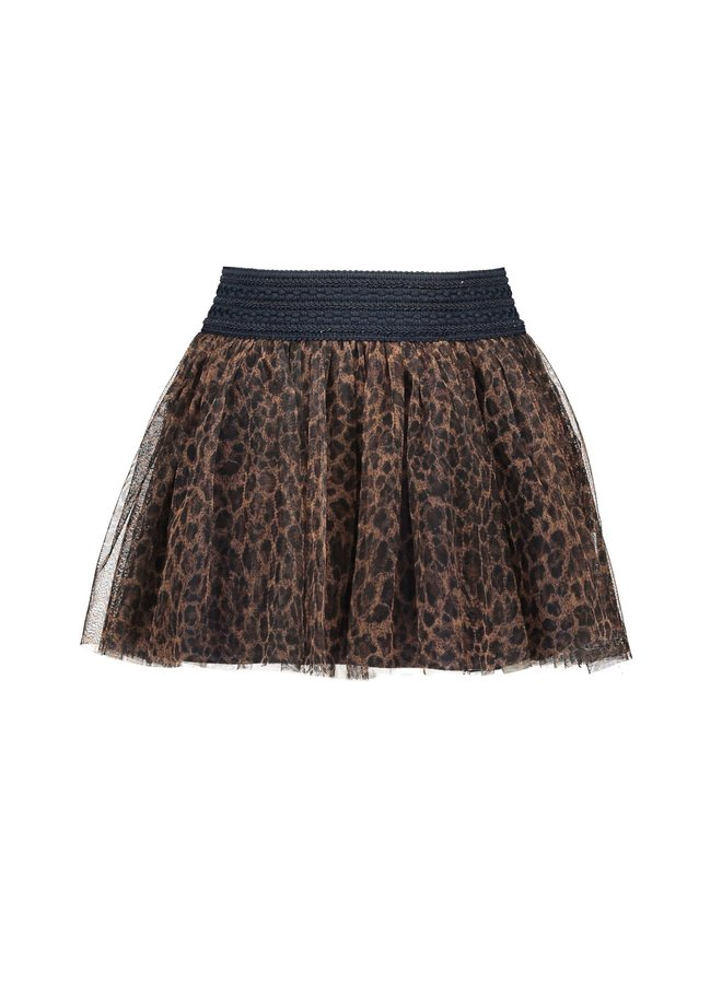 Skirt Soft Leopard