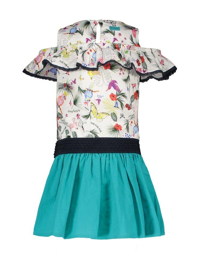 Dress Birdy with Ceramic Skirt