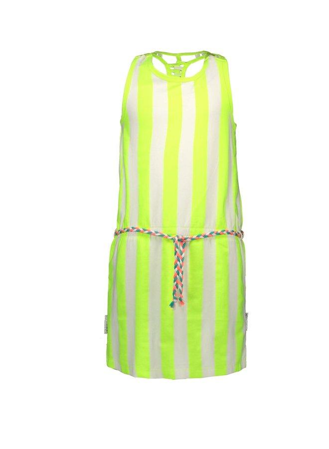 Dress Stripe - Safety Yellow