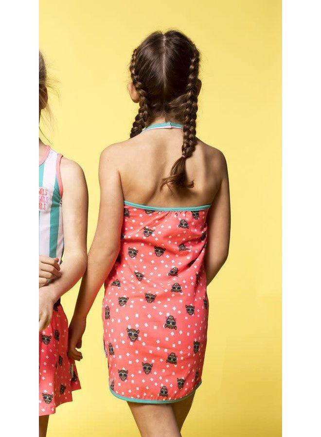 Dress Tiger Dots