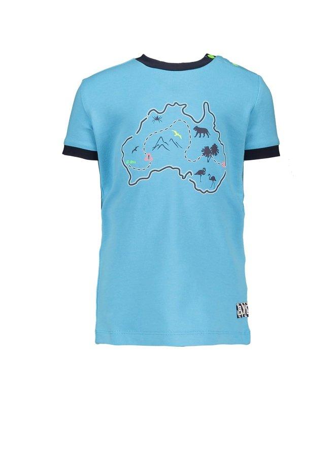 Shirt Blue Maya