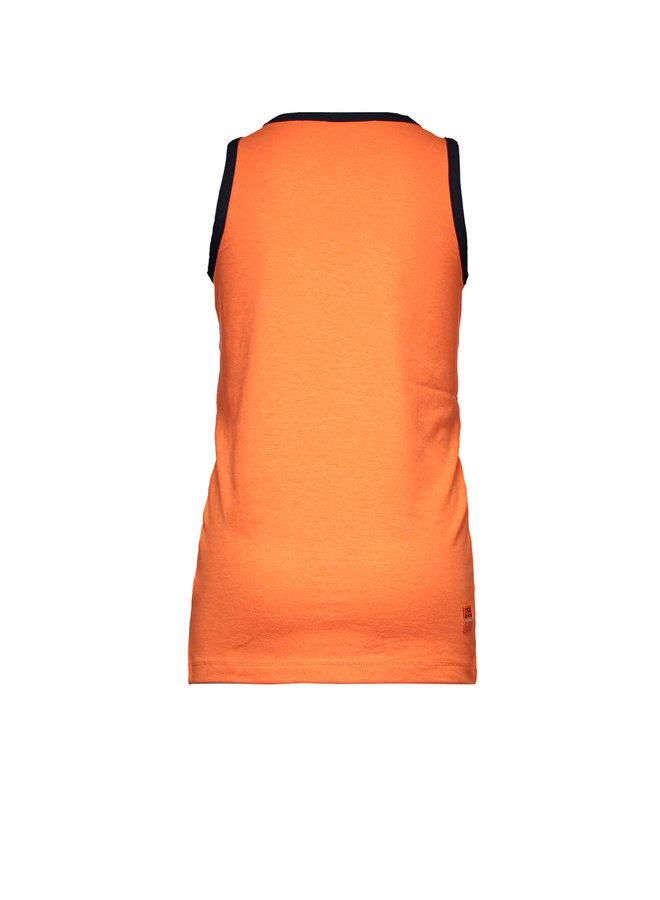 Tanktop - Shocking Orange