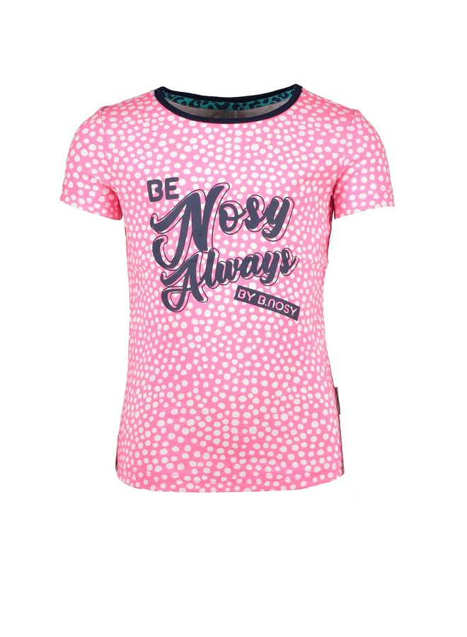Shirt Always - Dots Pink Lollypop