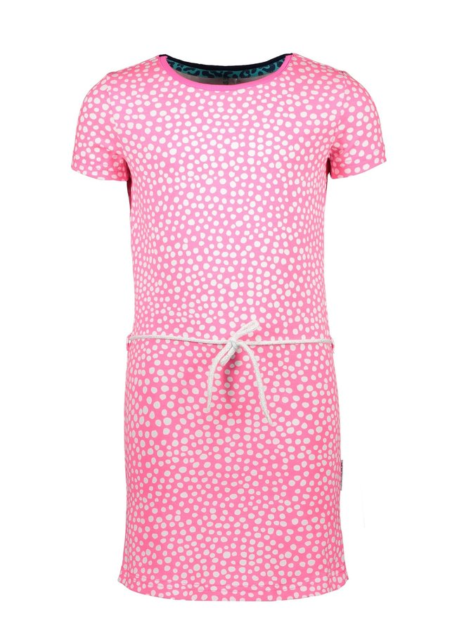 Dress - Dots Pink Lollypop