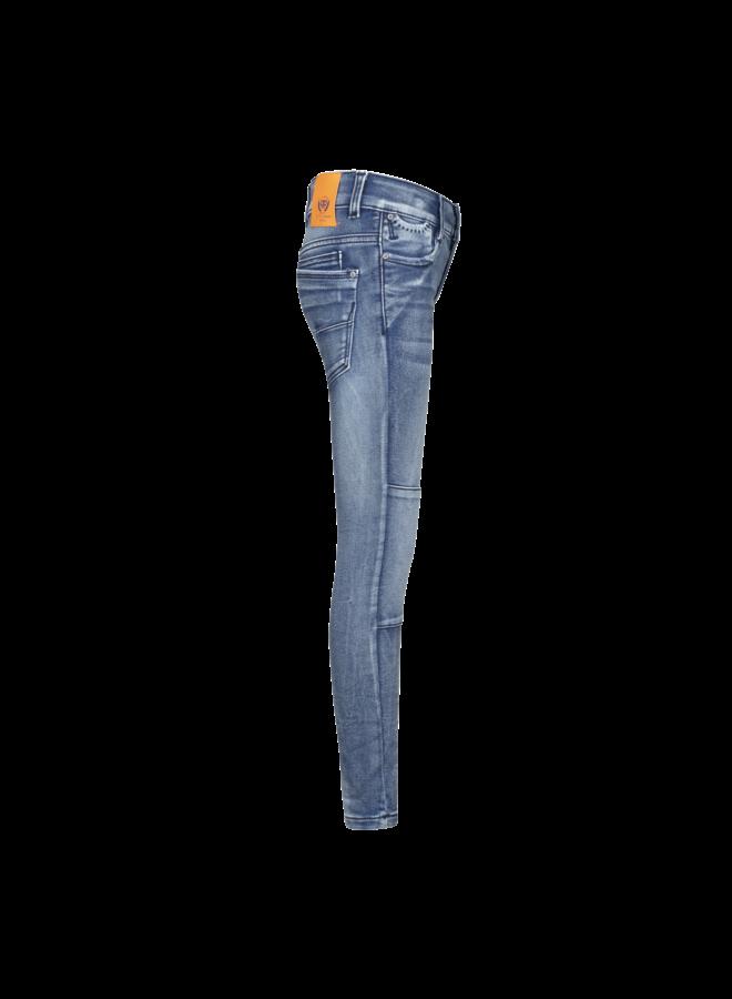 Kamata Blue - Extra Slim Fit