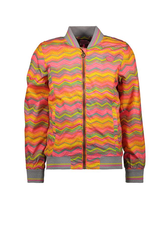 Jacket Zig Zag