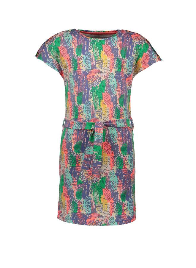 Dress Tiger Color