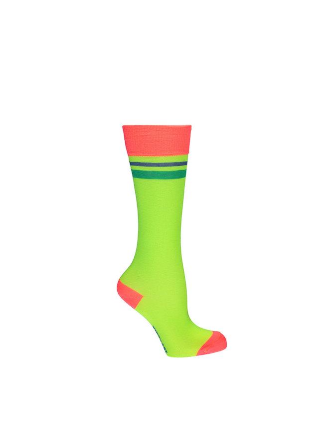 Socks Lime