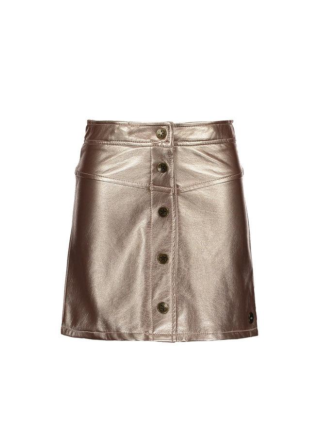 Skirt Metallic