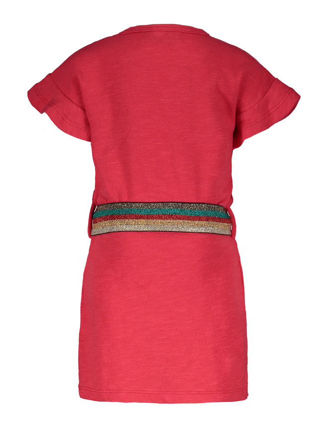 Dress Cerise
