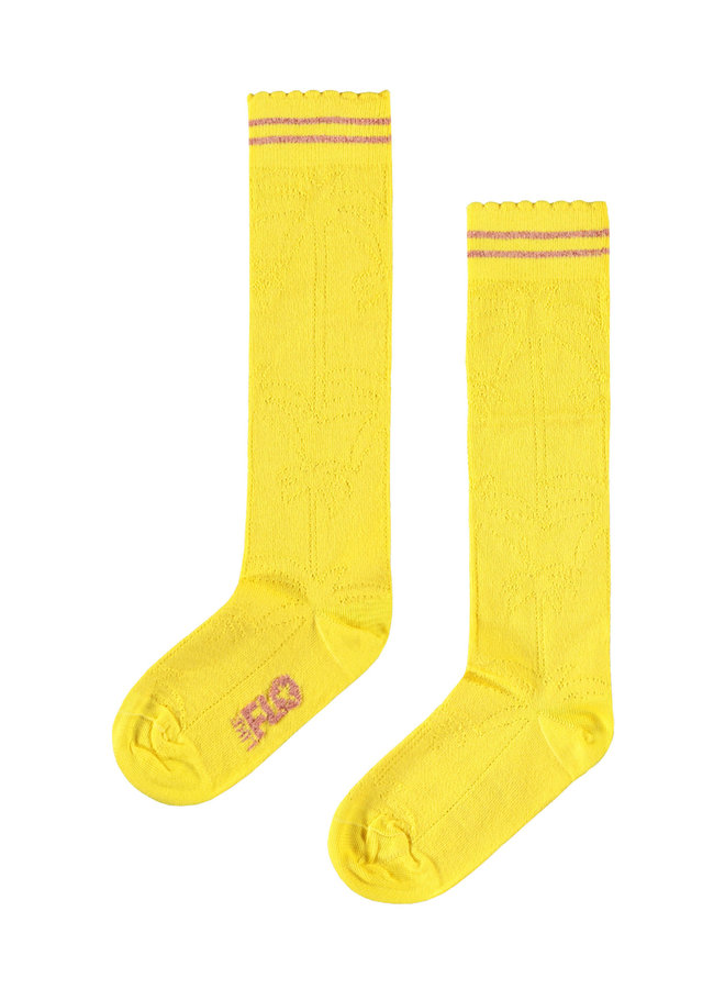 Socks Yellow