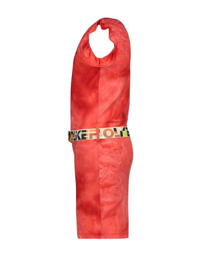 Dress Papaya