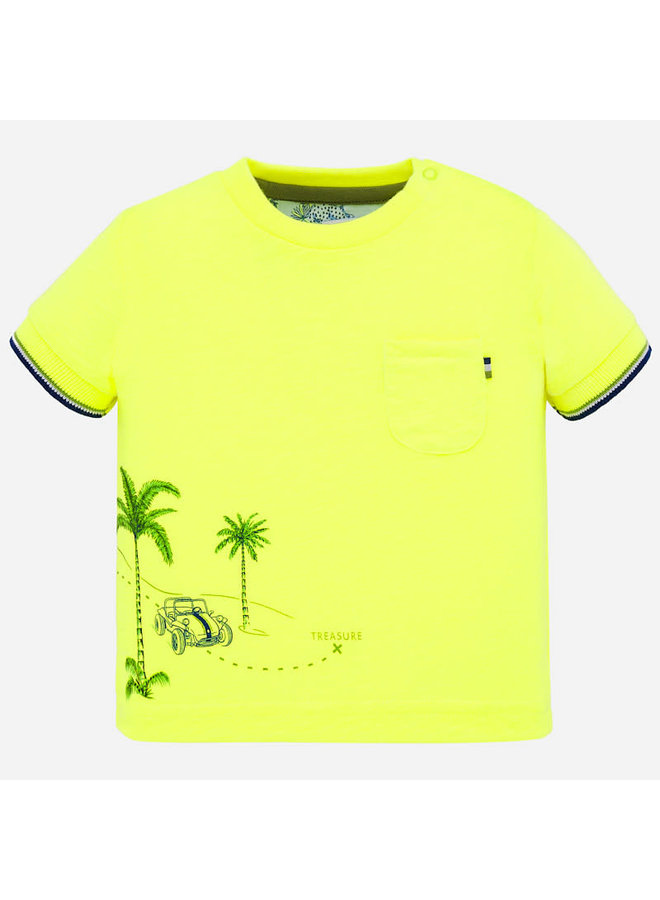 Shirt Neon Limon