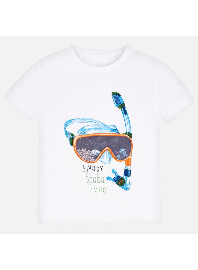 Shirt Enjoy Scuba Diving
