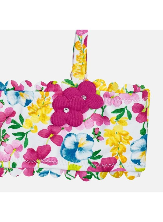 Bikini Flowers - Fuchsia