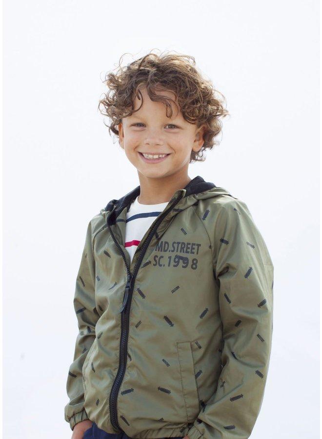 Jacket Skate Khaki