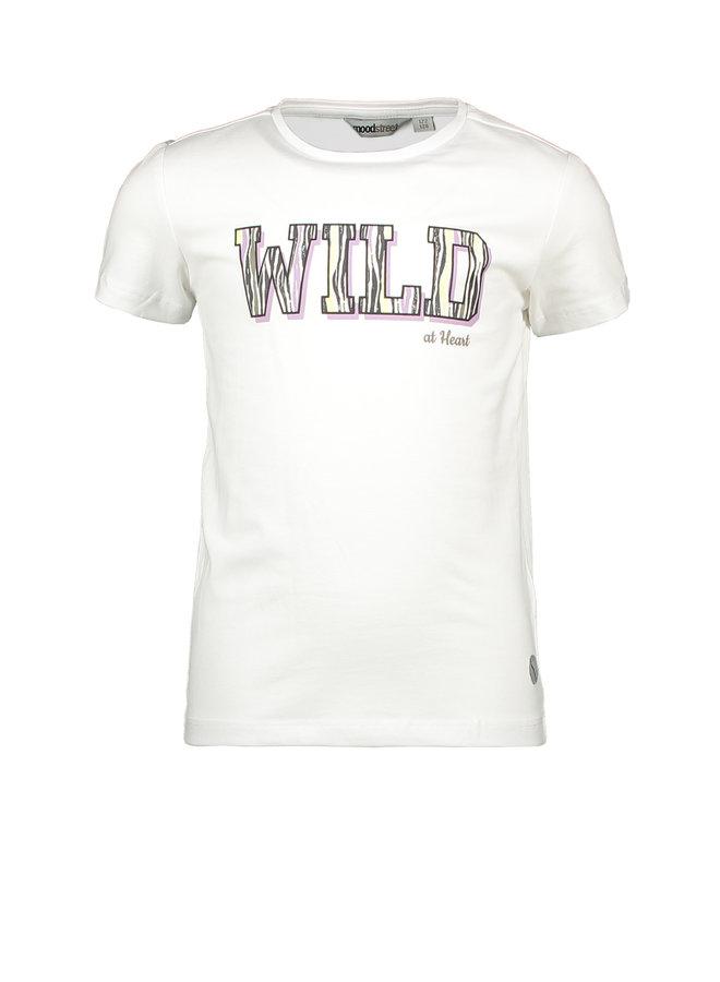 Shirt Wild - White