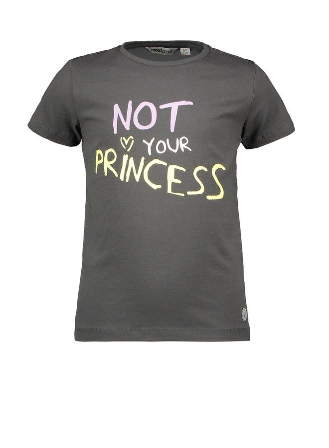 Shirt Not Your Princess - Antra